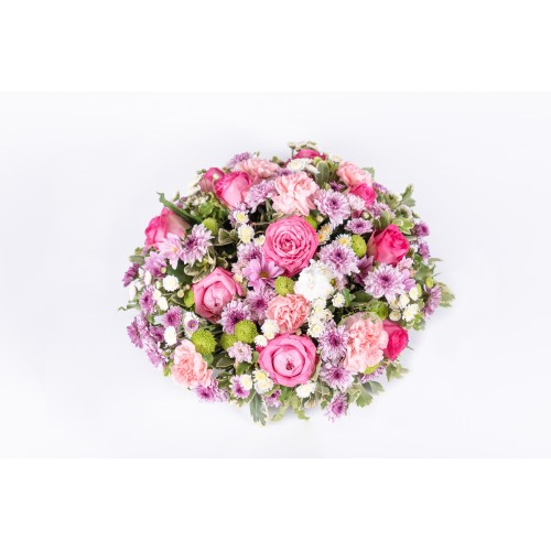 Loose Pink Posy