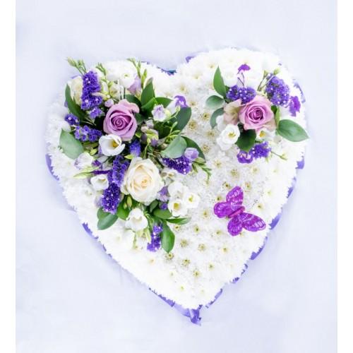 Lavender Heart Tribute