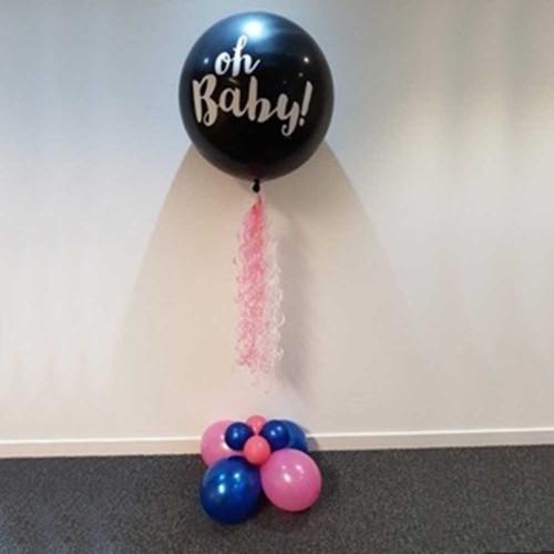 Gender Reveal Filled Balloons